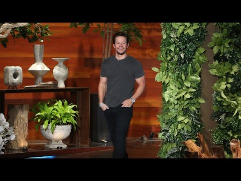 Mark Wahlberg Shares His Thoughts on Aging