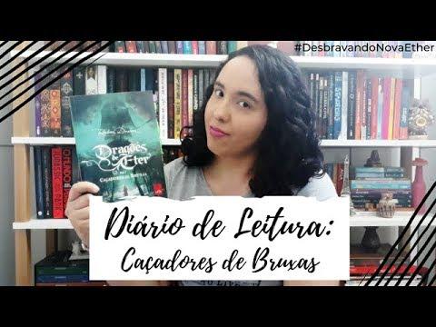 Dragões de Éter: Caçadores de Bruxas (Diário de Leitura)   Desbravando Nova Ether   Um Livro e Só