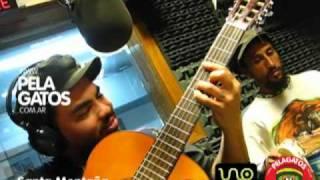 Santa Montaña - Reggae en PelaGatos - Hace un tiempo