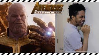 Coming Home After Watching Avengers: Infinty War | HAMPTON