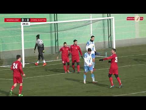 Bramka na 1:0 w meczu Widzew Łódź - Stomil Olsztyn