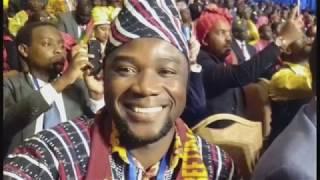 2017 winner, Daily Trust African of the Year Award - Mutaru Mumuni Muqthar