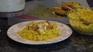 Gluten-Free Chicken & Rice Recipe : Gluten-Free Meals