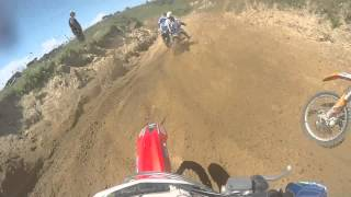 preview picture of video 'GoPro Hero3+ - Motocross Motta S.G. Caduta Gara1'