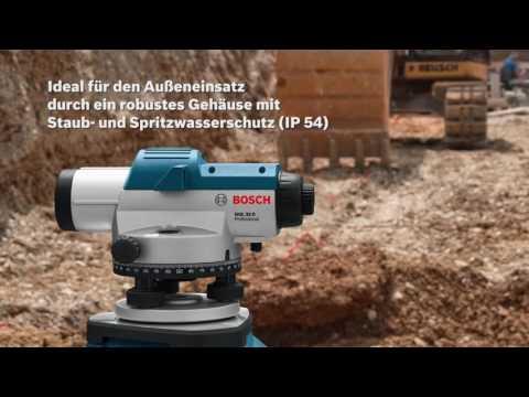 Bosch Optisches Nivelliergerät GOL 32 D / GOL 32 G Professional