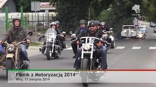 preview picture of video '20140817 Piknik z Motoryzacją | Lubon.TV'