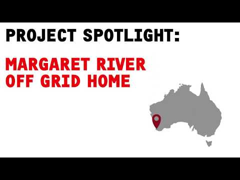 Margaret River Off Grid Hydronic Heating