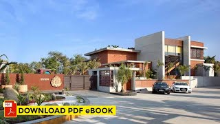 Contemporary Urban Villa in Nadiad, Gujarat by Ace Associates