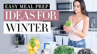 Meal Prep: Healthy Meal Prep Ideas For Winter | Dr Mona Vand