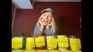 Coffee Challenge- Blind Taste Test