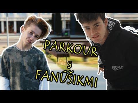 Parkour s FANÚŠIKMI - Flying Emotions