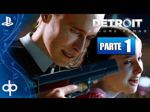 Gameplay de Detroit Become Human