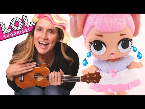 L.O.L. 7 Layer Surprise Ball Toys | Pee Pee Baby Doll and Color Changing