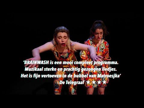 """Duo Matroesjka in De Meerpaal: """"Brutaal, monsterlijk muzikaal en gekmakend grappig"""""""