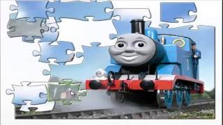 Thomas and Friends Puzzle Games Thomas the Tank Games For Kids #1