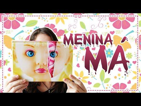 MENINA MÁ E A MENTE DE UMA CRIANÇA PSICOPATA | Pipoca Musical
