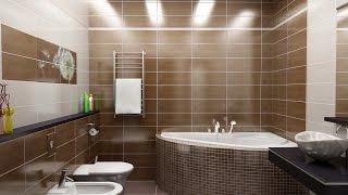Ремонт ванной комнаты своими силами  Дизайн ванной  Ремонт туалета  Ремонт сантехники