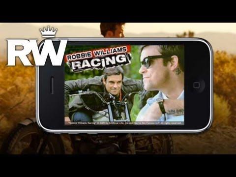 Robbie Williams Racing IOS