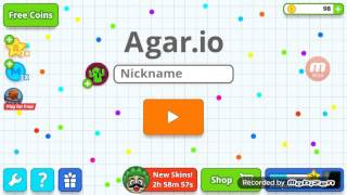 How to get tyt name in agar.io android