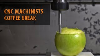 CNC Machinist's Coffee Break