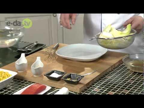 """Салат """"Лотос"""" на сайте e-da.tv"""