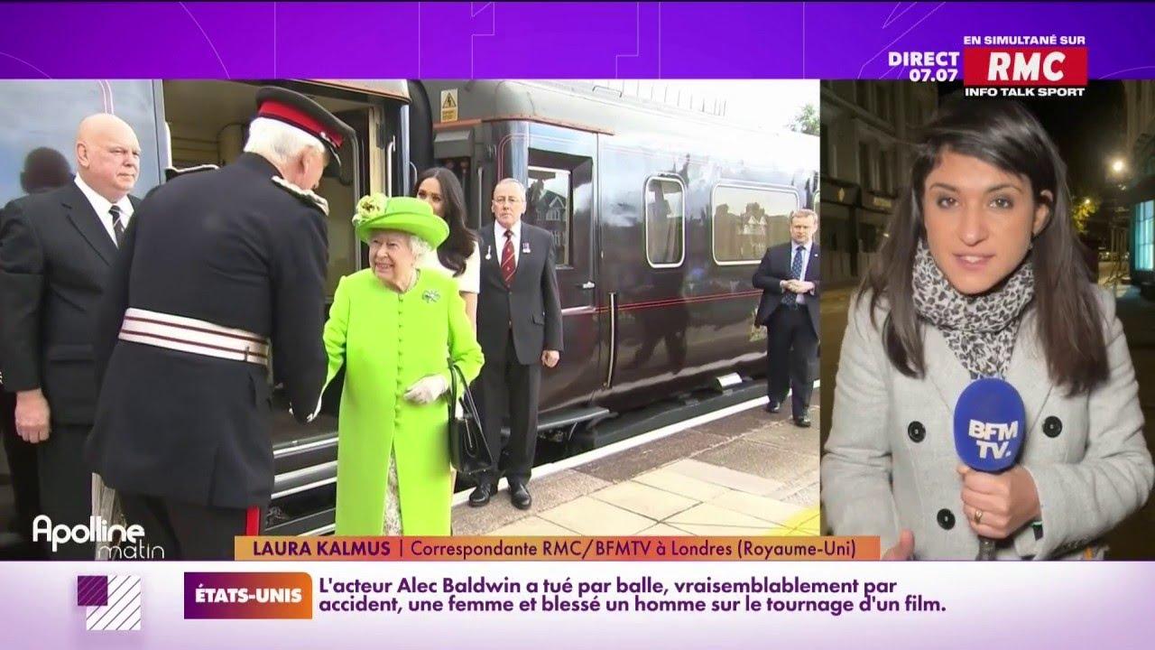 Royaume-Uni: la reine Elisabeth II forcée de prendre du repos après avoir passé une nuit à l'hôpital