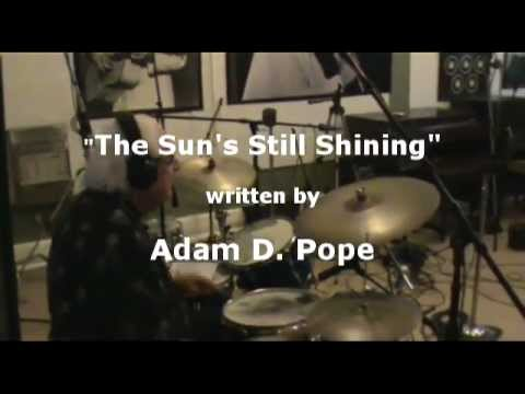 """The Sun Sessions"" with Adam Pope featuring W.S. ""Fluke"" Holland"