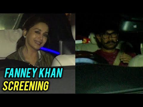 Madhuri Dixit, Aamir Khan and Many Celebs At Fanne