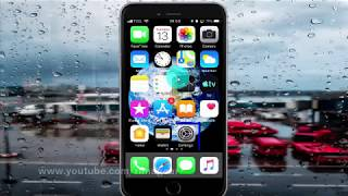 How to set Fetch new data Manually on iPhone 6