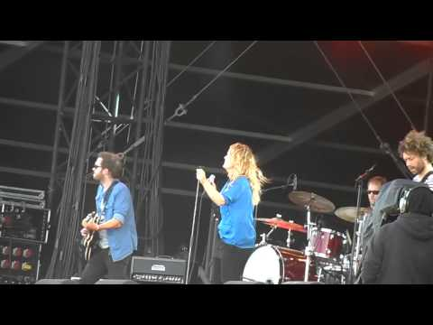 """Anouk - """"Three days in a row"""" - Pinkpop 2012 (26.05.2012)"""
