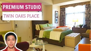 Twin Oaks Place Mandaluyong Premium Studio