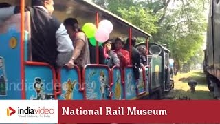 National Rail Museum Delhi - Stylish old Railways