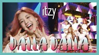 [HOT] ITZY - DALLA DALLA ,  있지 - 달라달라 Show Music core 20190223