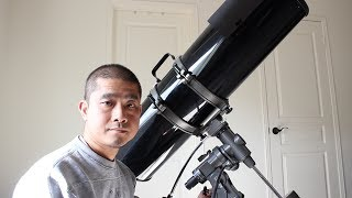 How to use an Equatorial Mount for Beginners