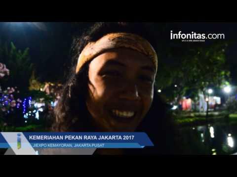 Kemeriahan Jakarta Fair 2017