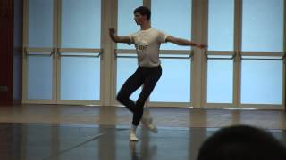 Michael Ryan - Day 3 - 2014 Prix De Lausanne