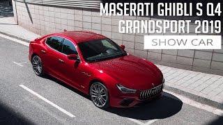 Maserati Ghibli S Q4 GrandSport 2019 - Show Car