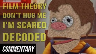 [Blind Reaction] Film Theory: Don't Hug Me I'm Scared Decoded