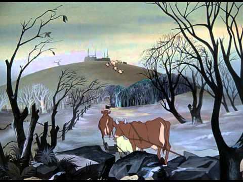 Мультфильм Звероферма (Скотный двор) 1954 год