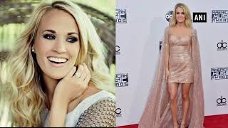 Carrie Underwood suffers from wrist injury