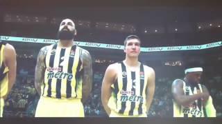 Fenerbahçe'nin Euroleague Şampiyonluğu Klibi   100 Yıl Marşı