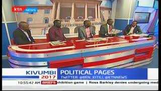 President Uhuru Kenyatta's discern on Supreme court ruling: Political Pages