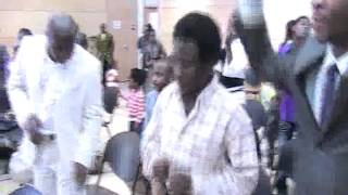 Wamilele Mungu Ni Yesu   Praise And Worship CEP Ottawa