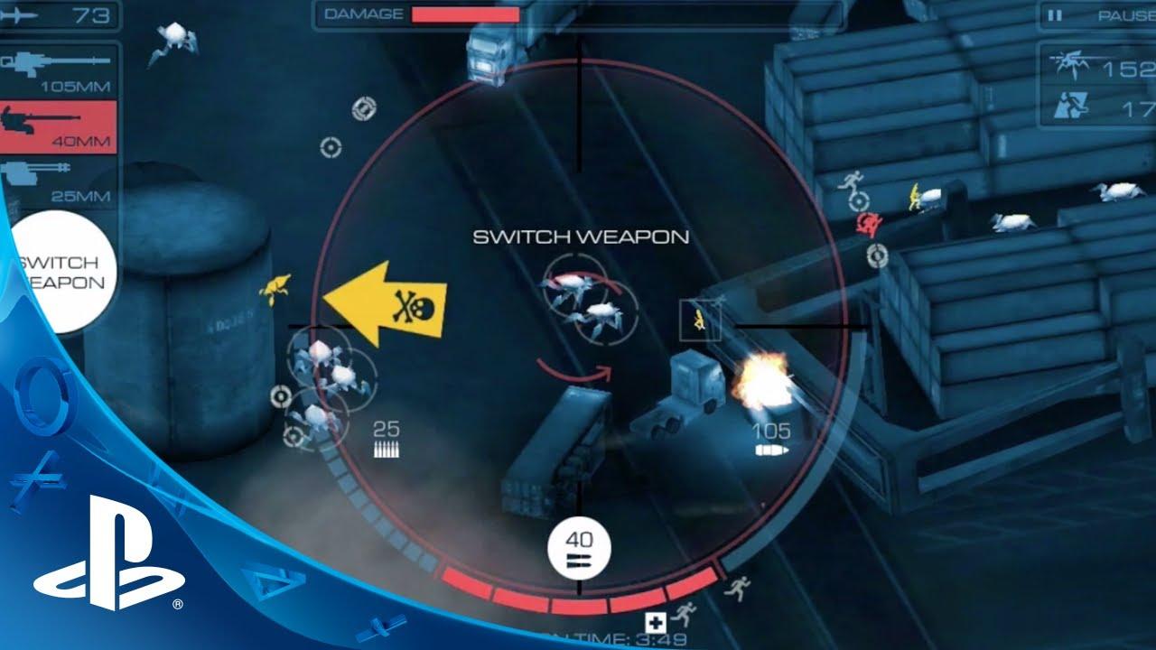 Gunship X Coming to PS Vita, Play it at E3