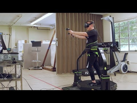 SF State conducts groundbreaking study on virtual reality, fitness