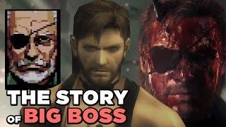 Big Boss Biography - Metal Gear Solid V: The Phantom Pain