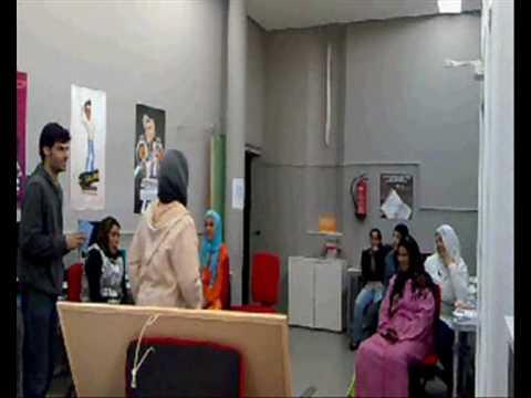 Curso inmigrantes marroquis en guadalinfo san bartolome de la torre