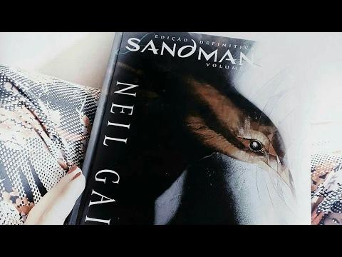 BOOK TOUR: SANDMAN | VEDA #9 | Livraneios