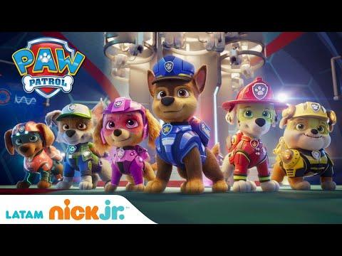 Paw Patrol: La Película | Nick Jr. en Español
