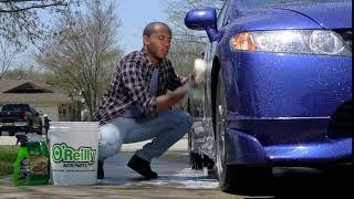Car Wash: OReilly Auto Parts